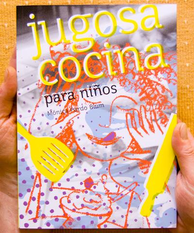 Jugosa Cocina para Niños cover